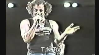 AC DC T N T Live Rock In Rio
