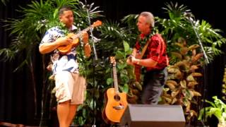 at the Made in Hawai'i Festival at Blaisdell Center, August 17, 2012.