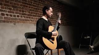 Esteban Ojeda concert vénézuélien