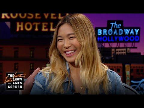 Chloe Kim's Early Snowboarding Secret: Yoga Mats