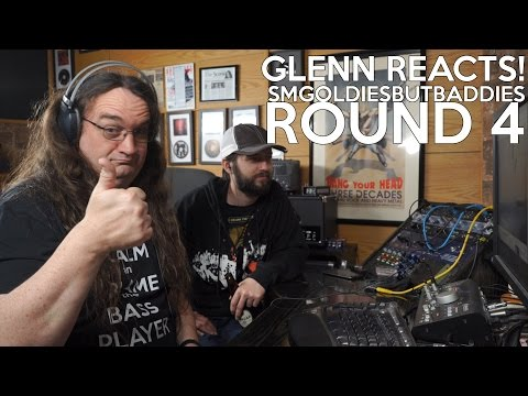 Glenn REACTS   SMG Oldies But Baddies Qualifying Round 4