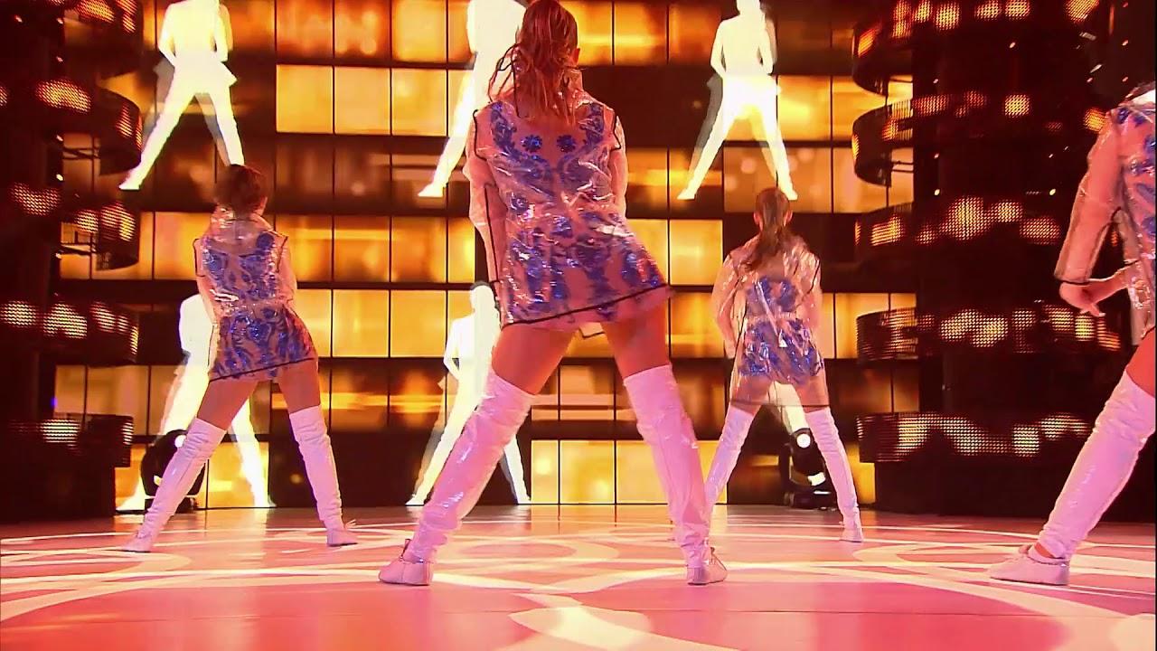 """Dziewczyny z """"Mega Dance"""" dały czadu w ostatnim półfinale! [Mam Talent!]"""