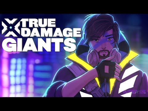 GIANTS - True Damage (League Of Legends) - Cover By Caleb Hyles