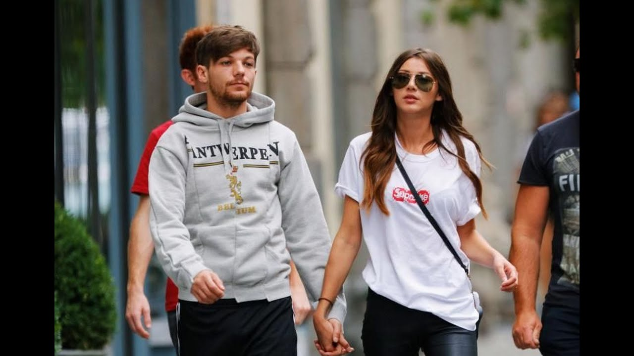 Louis Tomlinson Girlfriends List (Dating History) - YouTube