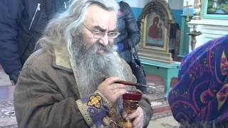Удивительный батюшка Николай Уляхин, д. Горка, Беларусь