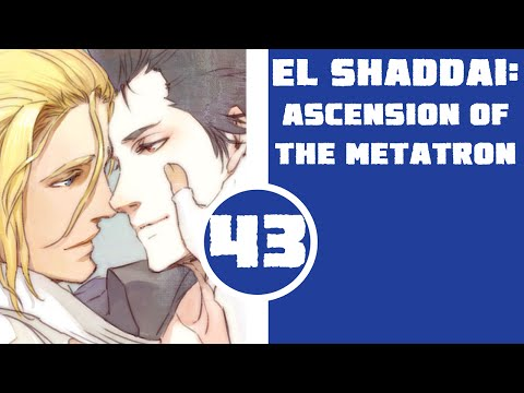 Let's Play: El Shaddai - Part 43 - Boola Boss Fight