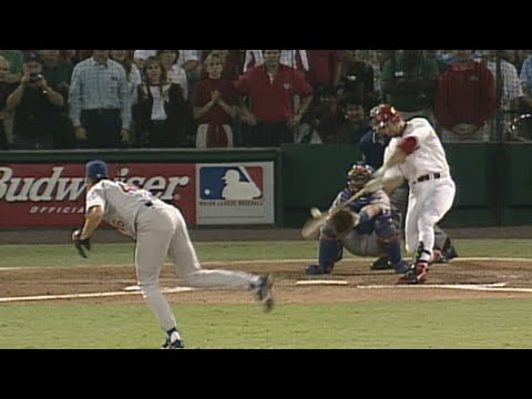 Buck calls McGwire's 62nd homer of 1998