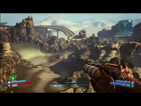 Borderlands 2 : Highest Point in Captain Scarlett and Her Pirate's Booty