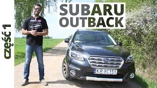 Subaru Outback 2.5i 175 KM, 2015 [PL/ENG] - test AutoCentrum.pl #200