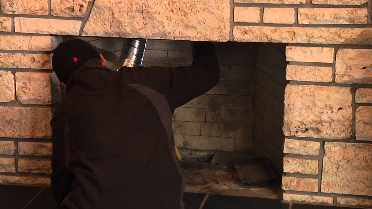 Barbecues Galore Woods Fireplaces: Our Gas Fireplace Insert Install ...