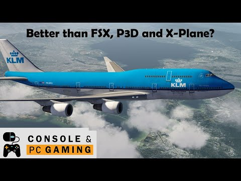 Lets Play Aerofly FS2 - is this better than Xplane & FSX?