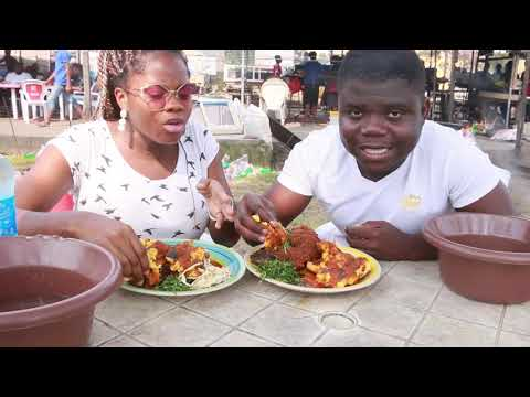 Best Street Food In Nigeria!