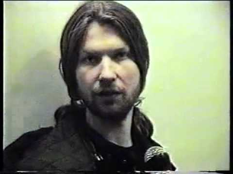 aphex twin interview moscow 1994 part 1