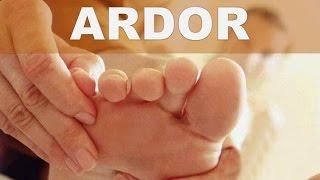 Ardor pies causa una qué los tengan tus de de que dedos sensación