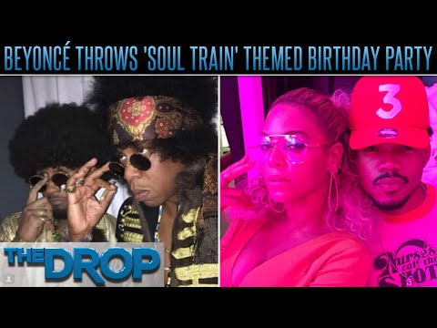 Beyoncé's Funky 70s-themed Birthday Party – The Drop Presented by ADD