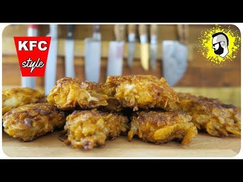 KFC style: Knusprige