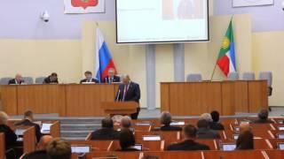 Парламентарии зарубили новый транспортный налог в Хакасии
