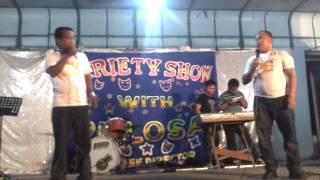Kapampangan Variety Show. Staring: TOTOY BATO