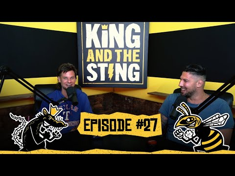 Bed, Bath & Bath | King and the Sting w/ Theo Von & Brendan Schaub #27