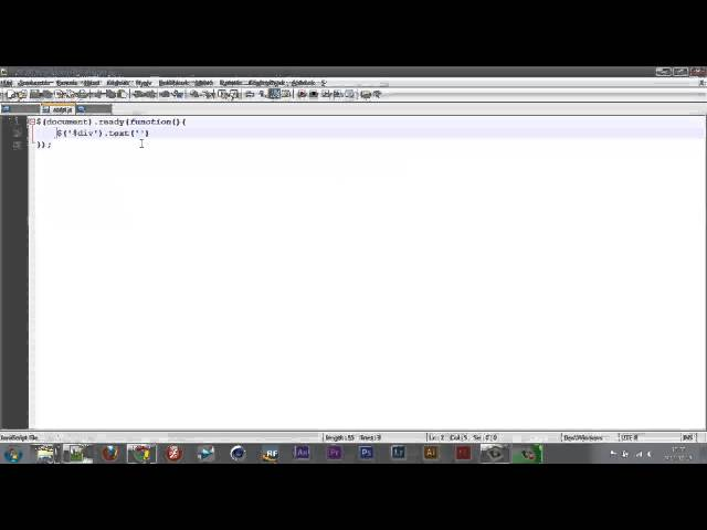 html()