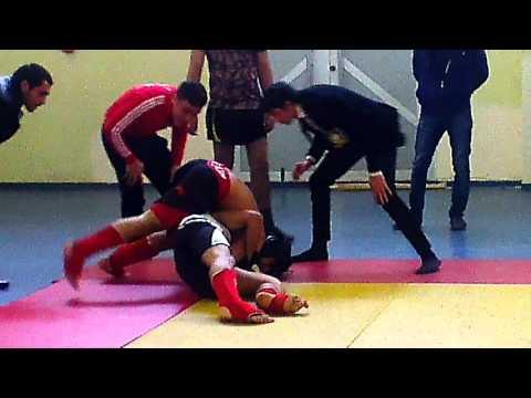 Judo Vs MMA. Qaydasız Döyüş(бой без правил)
