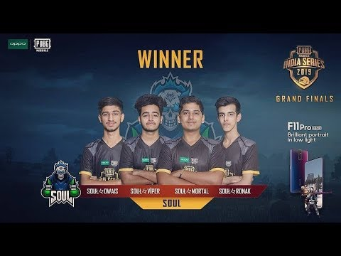 PMIS CHAMPIONS on the Run| PUBG MOBILE| Gaming Partner - OnePlus