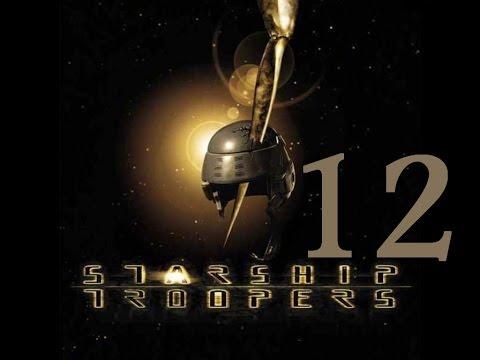 Прохождение игры Starship Troopers\Звездный десант (Флагман).#1