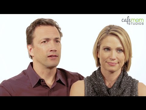 Amy Robach and Andrew Shue on What NOT to Say to Someone with Cancer