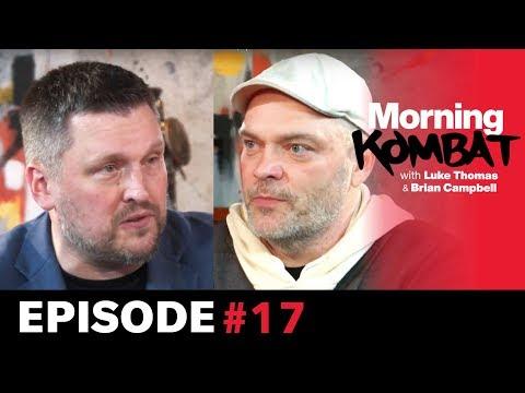 Masvidal vs. Diaz Controversy, UFC 244, Canelo vs. Kovalev | MORNING KOMBAT | Ep. 17