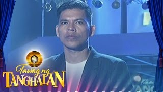 tawag ng tanghalan arnel steals the golden microphone from froilan