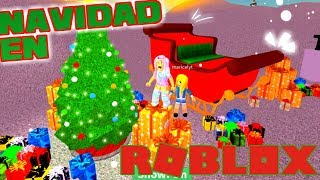 Christmas comes to ROBLOX 🎄🎅 Bakery Tycoon Christmas Part 1