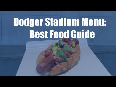 Dodger Stadium Menu: Best Food Guide