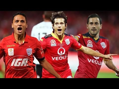 Adelaide United Late Goals COMP ★ 2012 to 2018 ★ Carrusca, Cirio, Pablo Sanchez and more! ★