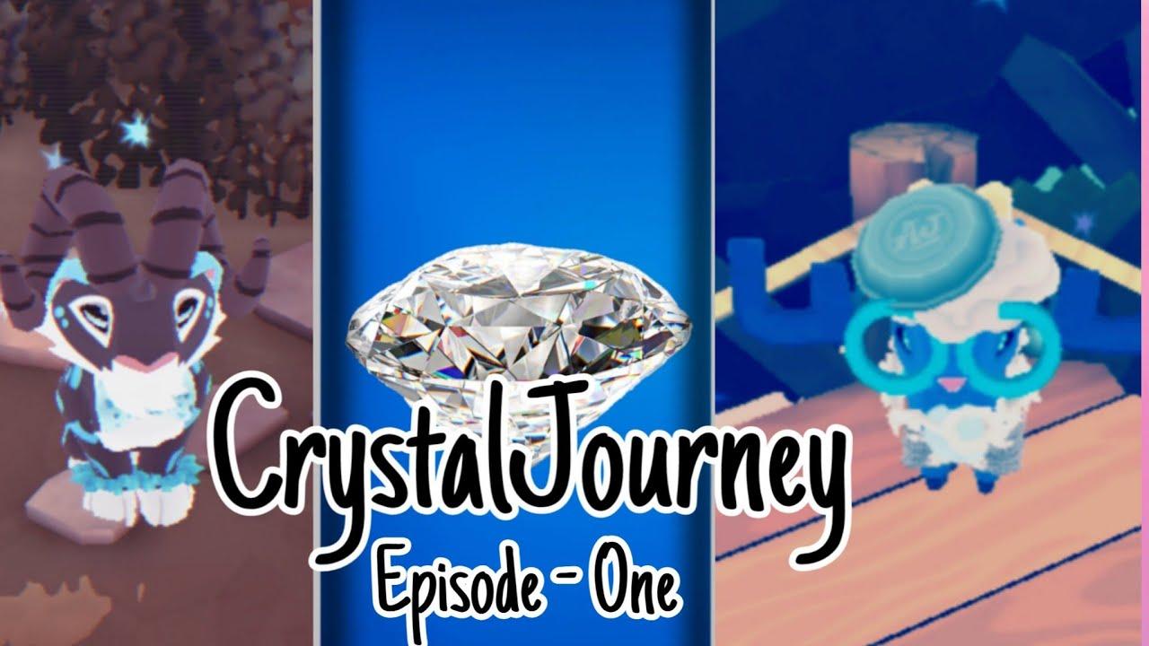 Crystal Journey - Episode 1 | NEW AJPW SERIES |