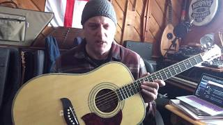 Guitar Secrets #61: Oscar Schmidt OG2
