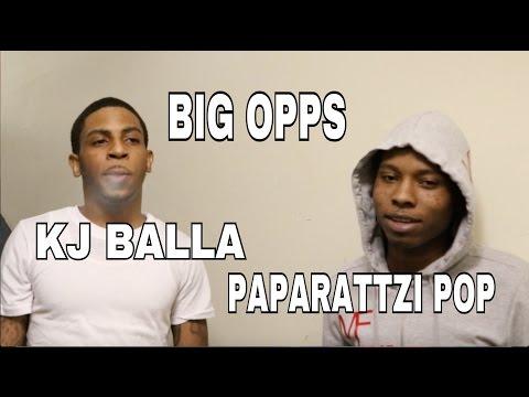 PAPARATTZI POP x KJ BALLA (BIG OPPS) FULL INTERVIEW
