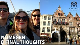 Nijmegen, The Oldest City in The Netherlands! - Crystal Cruises