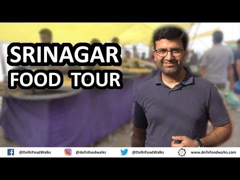 Kashmir Food Tour, Part - 1 I Kashmiri Cuisine