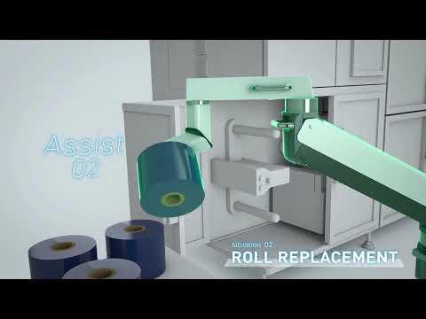 CKD Power Arm Robotic Arm Model PFB2 170525 (For Smart Factory) N-tien@ckdve.com.vn