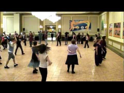 דבקה נופר ריקודי עם נפתלי קדוש Debka Nufar