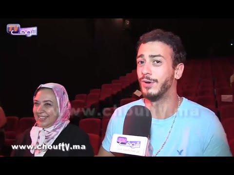 سعد لمجرد مباشرة بعد حضوره فيلم صديقه محمد رمضان..فيلم شد أجزاء رائع و خاصنا نرحبو برمضان فالمغرب