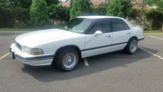 1996 Buick Lesabre on wire wheels pt2
