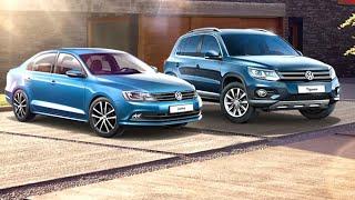 Тест драйв или обзор Volkswagen Jetta и Tiguan 2015(АвтоРейтинг - Вместе с ведущим программы - Николаем Голомаздиным - вы окунетесь в мир скорости и моторов,..., 2015-12-17T15:16:12.000Z)