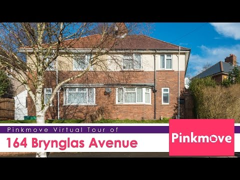 Pinkmove Virtual Tour of 164 Brynglas Avenue
