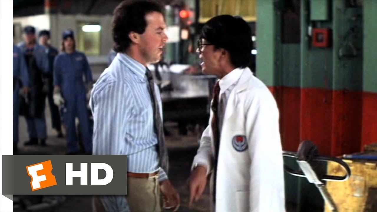 a report on movie gung ho The gung ho movie, starring michael keaton, is a great representation of the  cultural differences that may arise between businesses when working together.