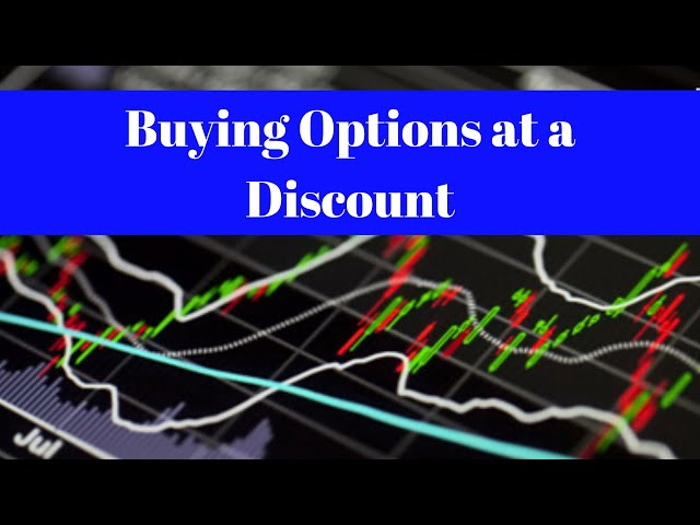 Buying Options at a Discount [Calendar Diagonal Option Spread NSC]