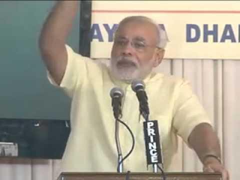 Shri Narendra Modi addresses a programme at Sivagiri Mutt, Kerala