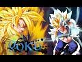 Dragon ball AF Goku transformations ssj 21 30