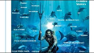 Aquaman Movie Fan Poster Hilariously Names All the Sea Creatures