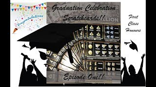 Graduation Celebration Scratchcards!! © Episode 1 of 5